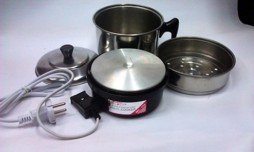 Maspion - Multi Cooker MEC - 2750