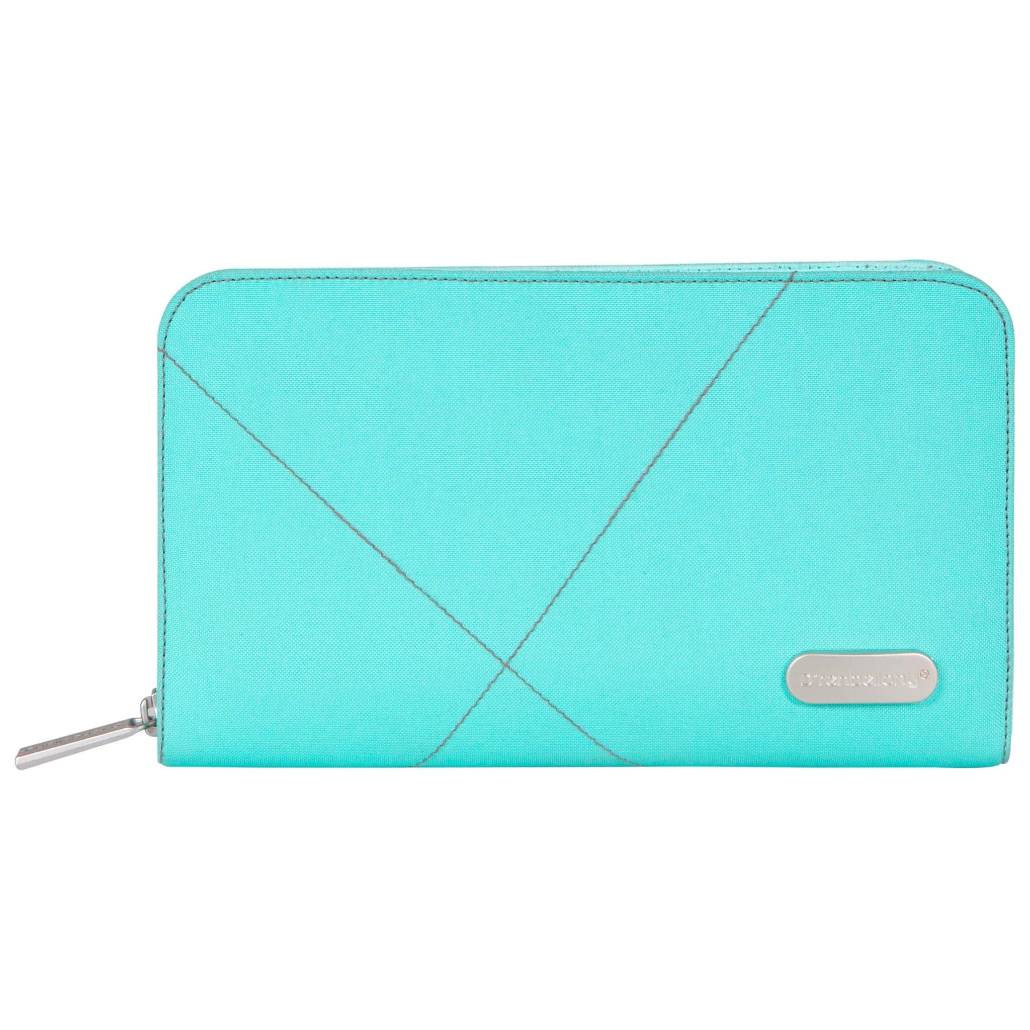 Brighton Wallet D'renbellony (Dompet HPO Cewek Tas Wanita Selempang Dompet Kartu Card Holder Wallet) Green
