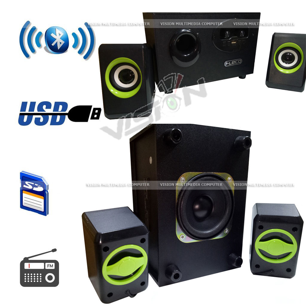 Daftar Harga Box Speaker Bass Terbaru 2018 Cari Produk Sharp Active Cbox Rb988ubl Fleco F 2101 X Wireless Boombox Remote Tf Card Usb