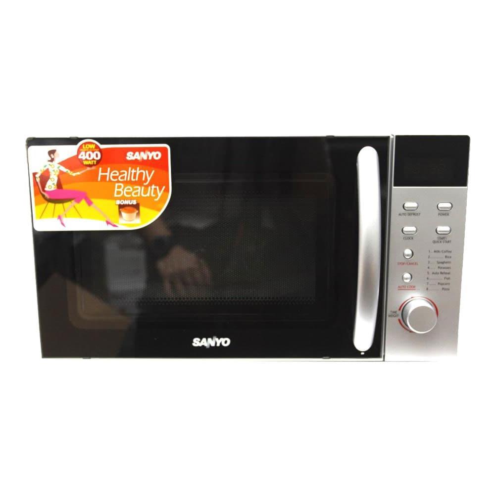 Sanyo - Microwave 17 Liter 400 Watt EMS1812S