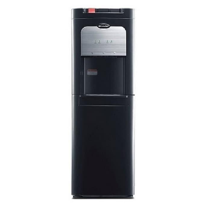 Sharp - Dispenser Galon Bawah SWD72EHLBK