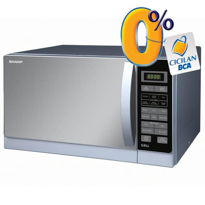 SHARP - Microwave 25L Grill 1000W R728SIN