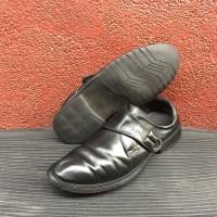 Sepatu ECCO import second bekas pria cowok formal pantofel kulit