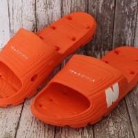 Sandal New Balance Orange (Sendal,Selop,Duramo,Nike,New Balance,Puma)