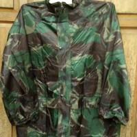 Jacket / Jas hujan army setelan loreng tentara nasional indonesia TNI