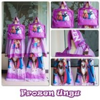 Mukena frozen XL