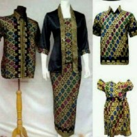 batik keluarga/seragam batik/batik couple/sarimbit batik/busana muslim