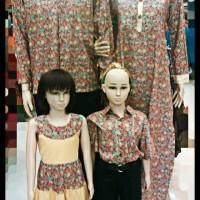 batik premium/busana muslim/eksklusif/batik keluarga/elegant/sarimbit