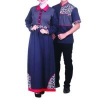Baju Muslim Pasangan ALY 349J/ALY 350J | Distro Pakaian Bandung