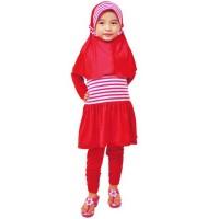 Baju Muslim Anak Perempuan MRJ 212J | Distro Pakaian Bandung
