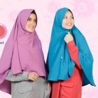Hijab Alsa Khimar Raisa Jumbo Size L-XL Jilbab Instan