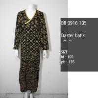 daster batik B8 0916 105 / baju tidur murah/longdres batik terbaru