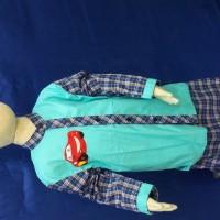 baju koko karakter anak