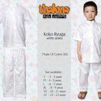 Thaluna Kids Ryuga - Koko Katun uk 10, 12 - Jual koko anak ori