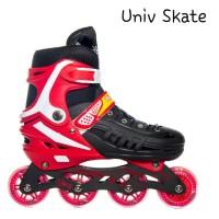 Sepatu Roda Power Line HB22 Recreational Inline Skate - Red