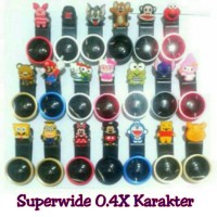 SUPERWIDE 0.4X KARAKTER