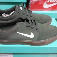 Nike Sepatu SB Portmore - Green / Sepatu Nike Sb Original Murah