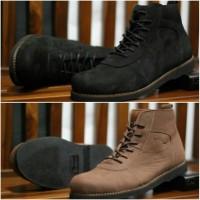 Ocean Brodo Original, sepatu Boot , sepatu Kulit , sepatu Boot Murah
