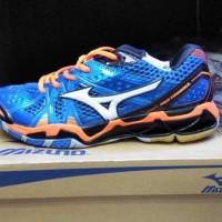 Jual Perlengkapan Olahraga Beli Sepatu Volley/Badminton Mizuno Wave To