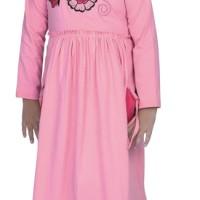 Baju Gamis / Muslim Katun Cantik - Anak Perempuan CAC 254 - CJR