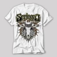 Kaos SERINGAI 07 - Cotton Combed 24s Tshirt
