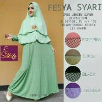 SB FESYA SYARI(Jilbab,mukena,gamis wanita muslim,Gamis anak)