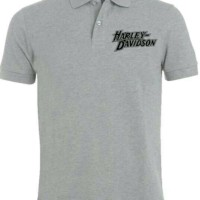 Polo Shirt/Kaos Kerah Harley Davidson