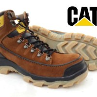 Sepatu Caterpillar Tracking Safety Murah X2
