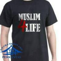 MUSLIM 463 II BAJU KAOS ISLAM MUSLIM PRIA WANITA BUKAN ANAK TERBARU