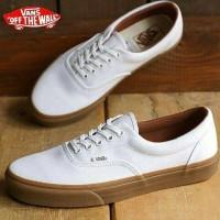 Sepatu Vans Era White Gum