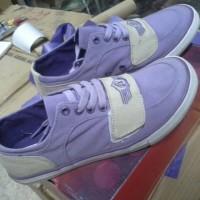 sepatu wanita ardiles GHANA ( purple-grey )