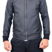 Fasion Pria | Jaket Distro | leather style 108