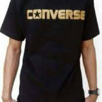 Tshirt Converse/ Kaos pria/ Baju pria T shirt Converse