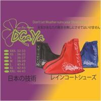 Jas Hujan Sepatu Dgaya/Pelindung sepatu