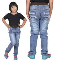 Celana Jeans Anak Perempuan original Catenzo Junior CNJ 275