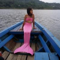 SZ XL/XXL Baju Renang Putri Duyung/Mermaid swimsuit