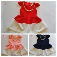 Baju anak/Dress Polos