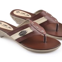 IYC 630,Sandal Flat terbaru Wanita/Cewek/Perempuan