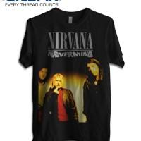 Kaos Nirvana 21 - Tag gildan tshirt
