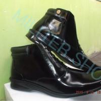 Sepatu PDH/Sepatu Kulit/Sepatu Kantor/SECURITY/Polisi/DISHUB/Pemda/TNI