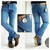 celana pria jeans bioblitz - biru muda - telor asin -cheapmonday