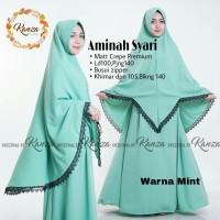aminah syari dress muslimah