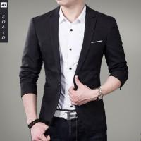 Jas Pria Slim Fit Fashion Pria Terbaru Model Casual Formal