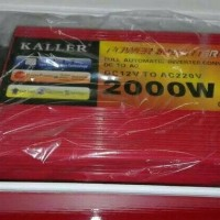 POWER INVERTER 2000 WATT 12 V KALLER HAIGH QUALITY MURAH