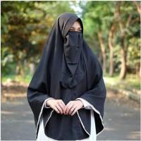 Hijab Modern Khimar Sheila Cadar Tali