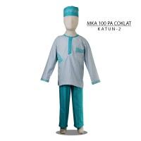 MKA100PATosca(5-7tahun) baju koko anak grosir tanah abang