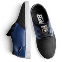 Sepatu Sneakers Pria Wanita Geoff Authentic Griffin Navy Original