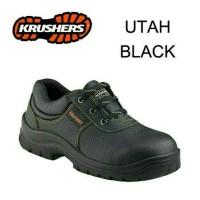 SEPATU SAFETY KRUSHERS UTAH BLACK