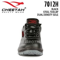 SPESIAL  Sepatu Safety Shoes Cheetah 7012H (MURAH)