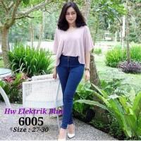 Soft Jeans Stretch Punny HighWaist 6005